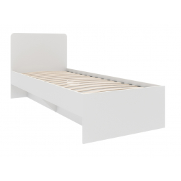 """Кровать (исп. 1) 800 """"Бриз"""""""