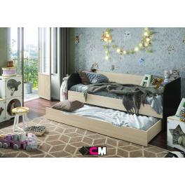 """Детская кровать """"Балли"""""""